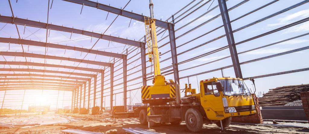 construction industrielle